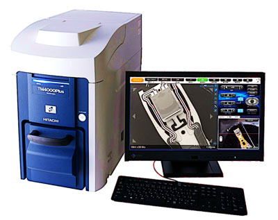 Hitachi TM4000 Tabletop SEM Series